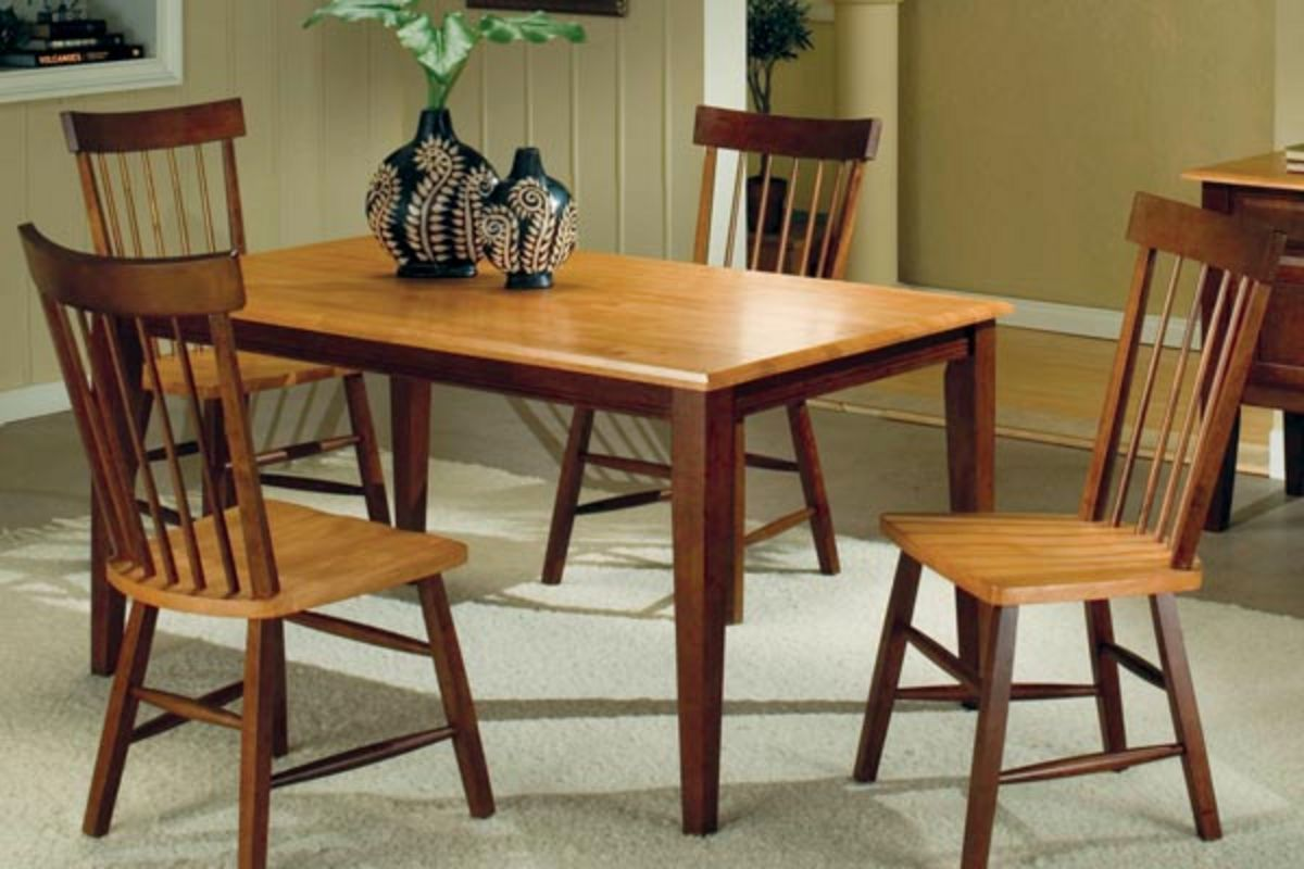Tremendous Camden 6 Piece Dining Set With Bench Machost Co Dining Chair Design Ideas Machostcouk