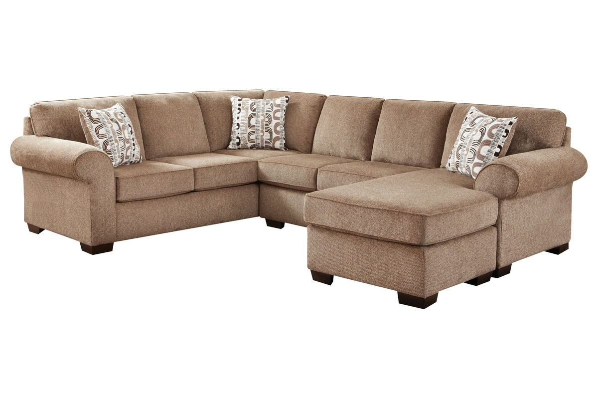 Jesse Sectional from Gardner-White Furniture