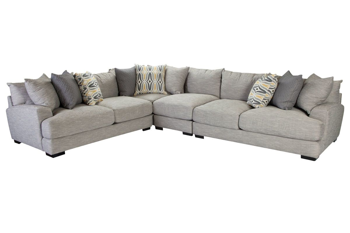 Barton 4 Piece Sectional