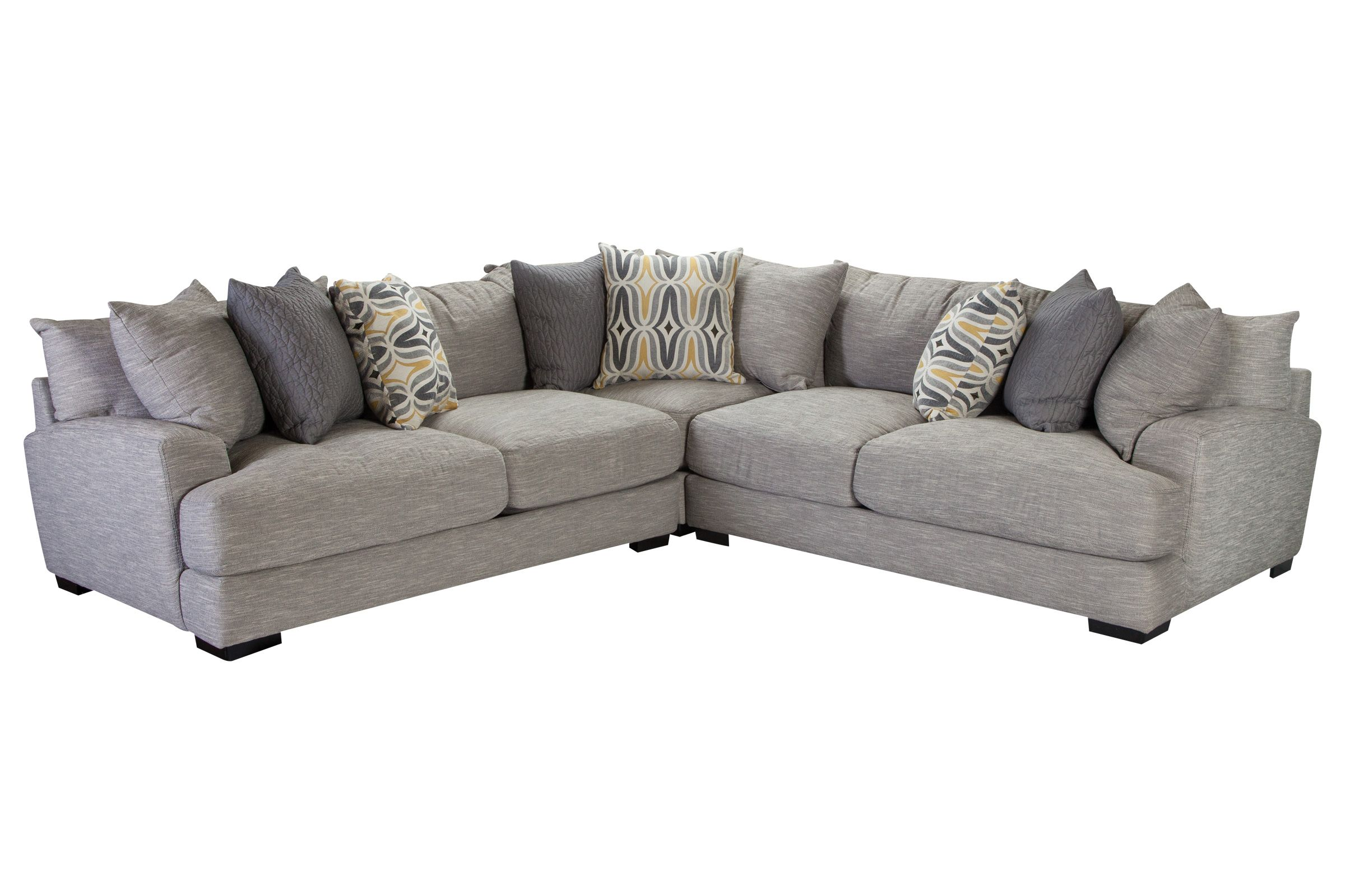 Barton 3 Piece Sectional