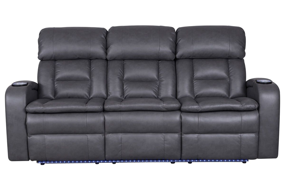 Zenith Power Reclining Sofa From Gardner White Furniture
