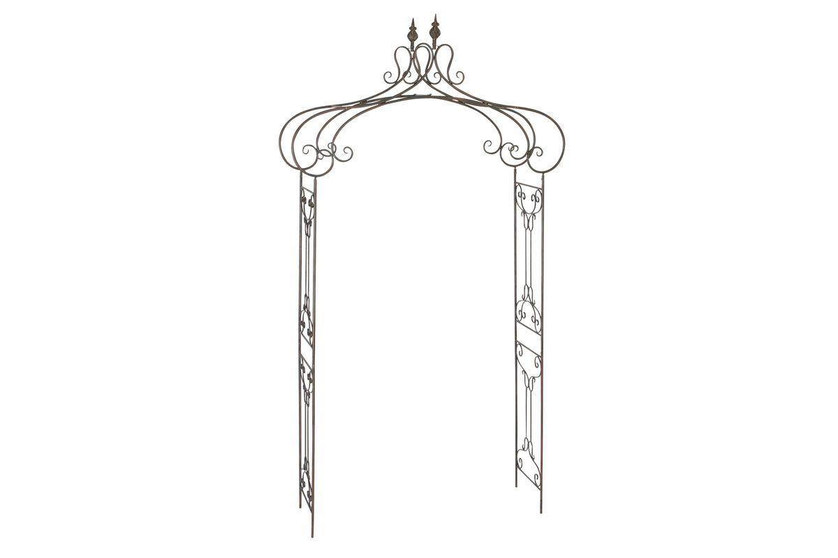 Classic Wrought Iron Garden Gate from Gardner-White Furniture