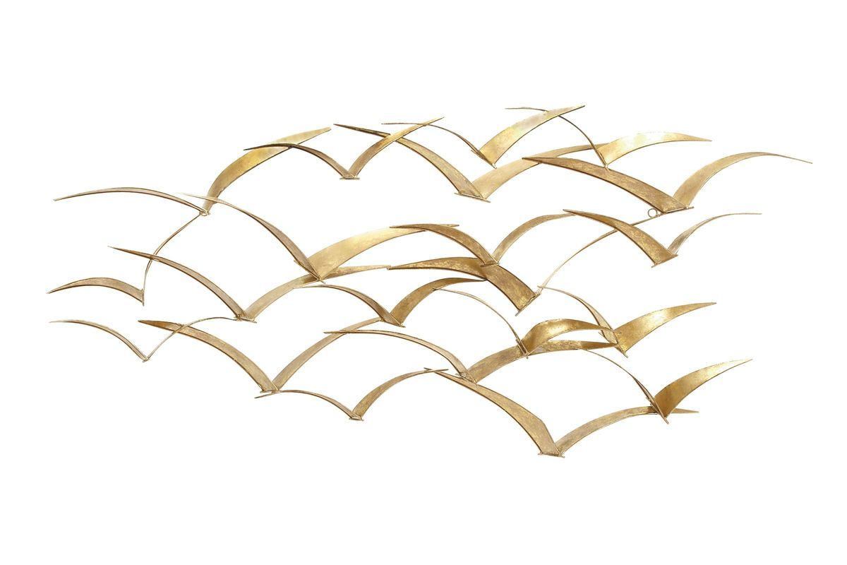 Coastal Living Flocking Birds Wall Decor from Gardner-White Furniture