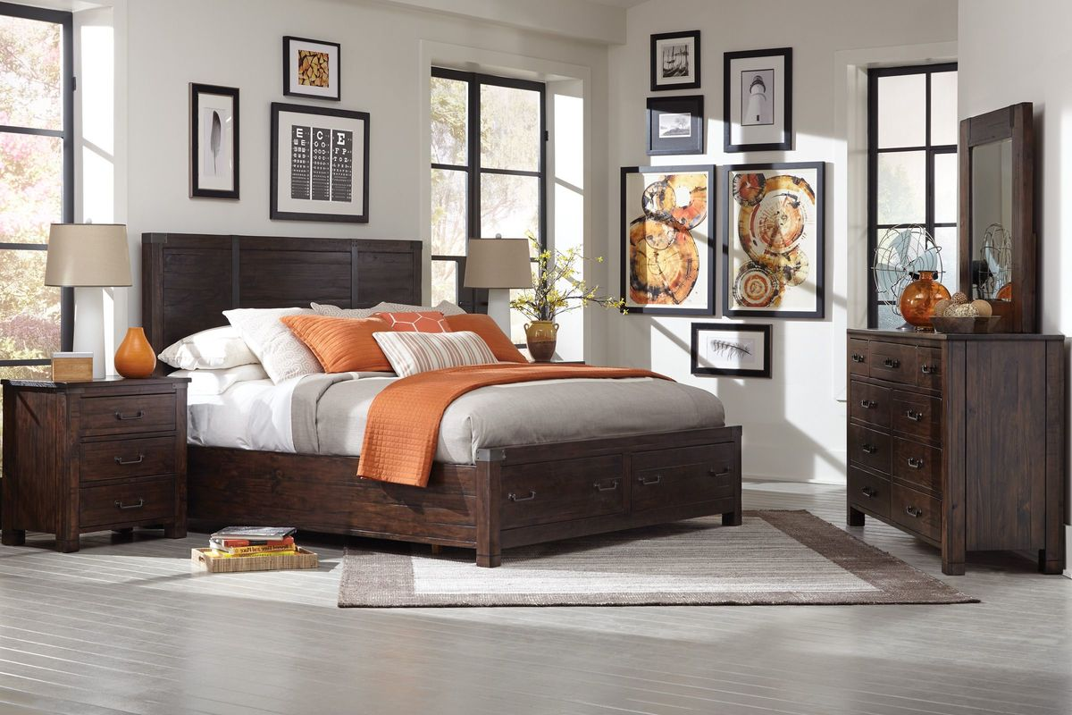 Hillport 5-Piece King Bedroom Set with 32\