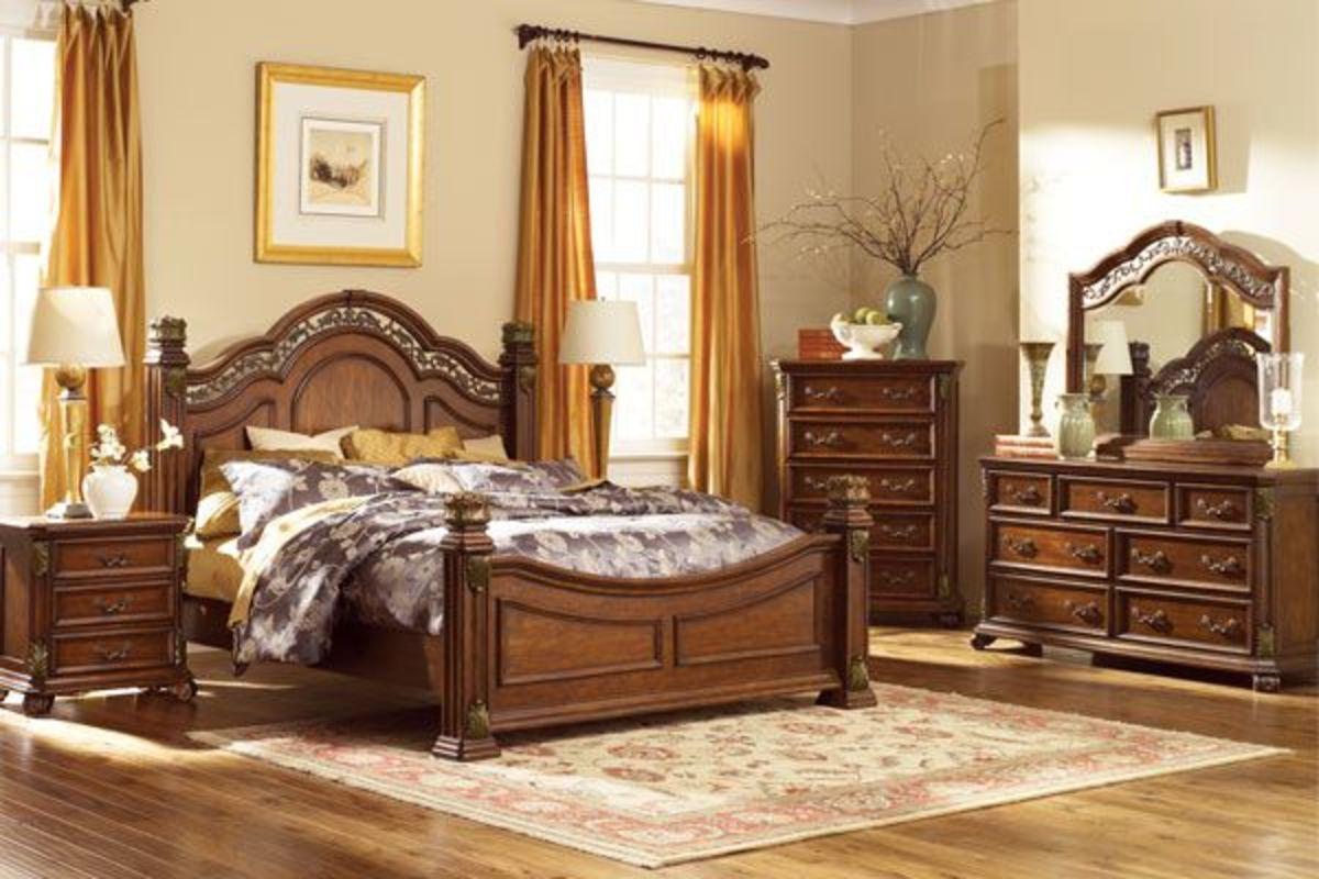 Verona 5-Piece Queen Bedroom Set