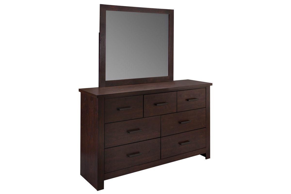 Archer Dresser + Mirror from Gardner-White Furniture