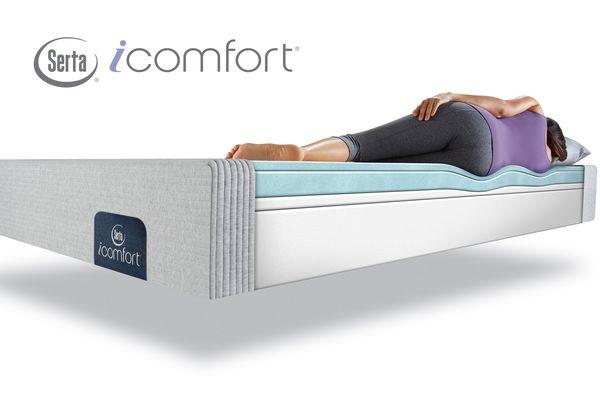 serta twin mattress. Serta® IComfort® Blue 100 XT Luxury Firm Twin Mattress Serta Twin Mattress