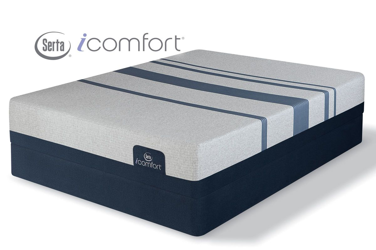 Serta Icomfort Blue 300 Xt Firm Twin Xl Mattress At Gardner White