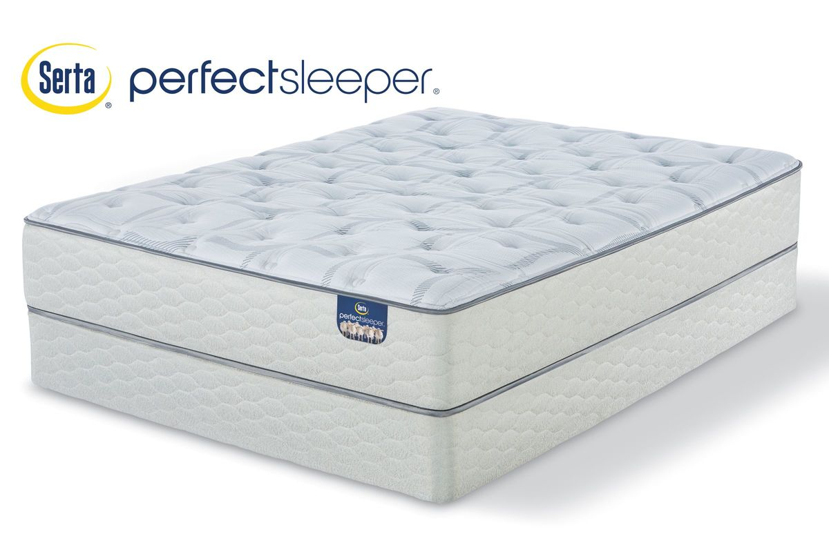 Serta® Perfect Sleeper® Leary Plush Queen Mattress from Gardner-White  Furniture