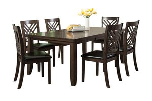 Dining Room Furniture Featured In The Ad