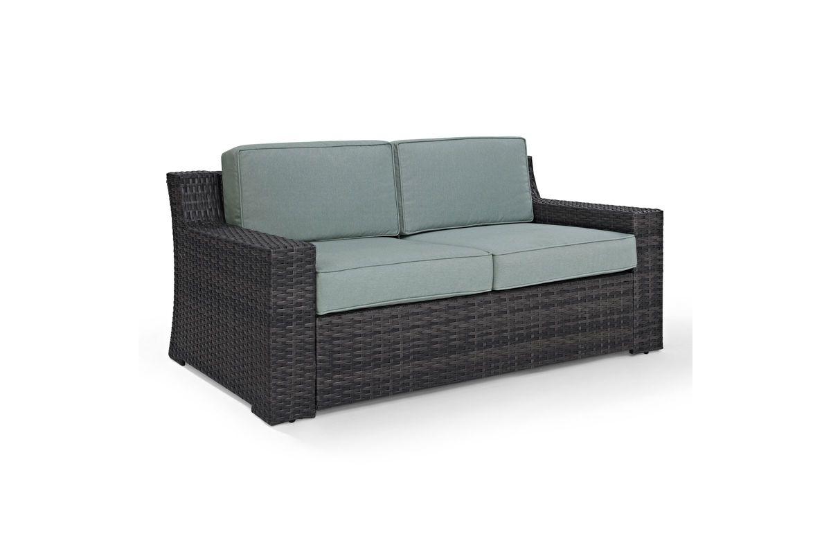Beaufort Loveseat by Crosley from Gardner-White Furniture