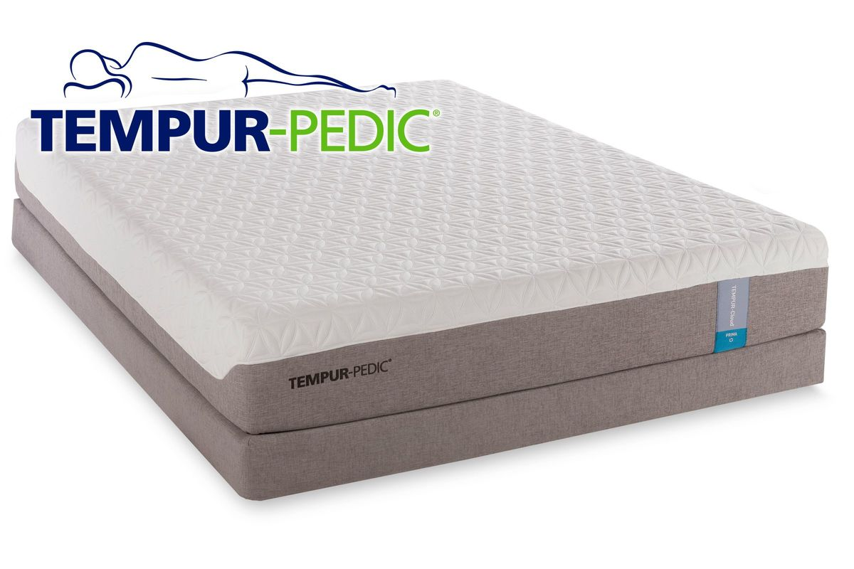 Tempur 173 Cloud 174 Prima Twin Xl Mattress At Gardner White
