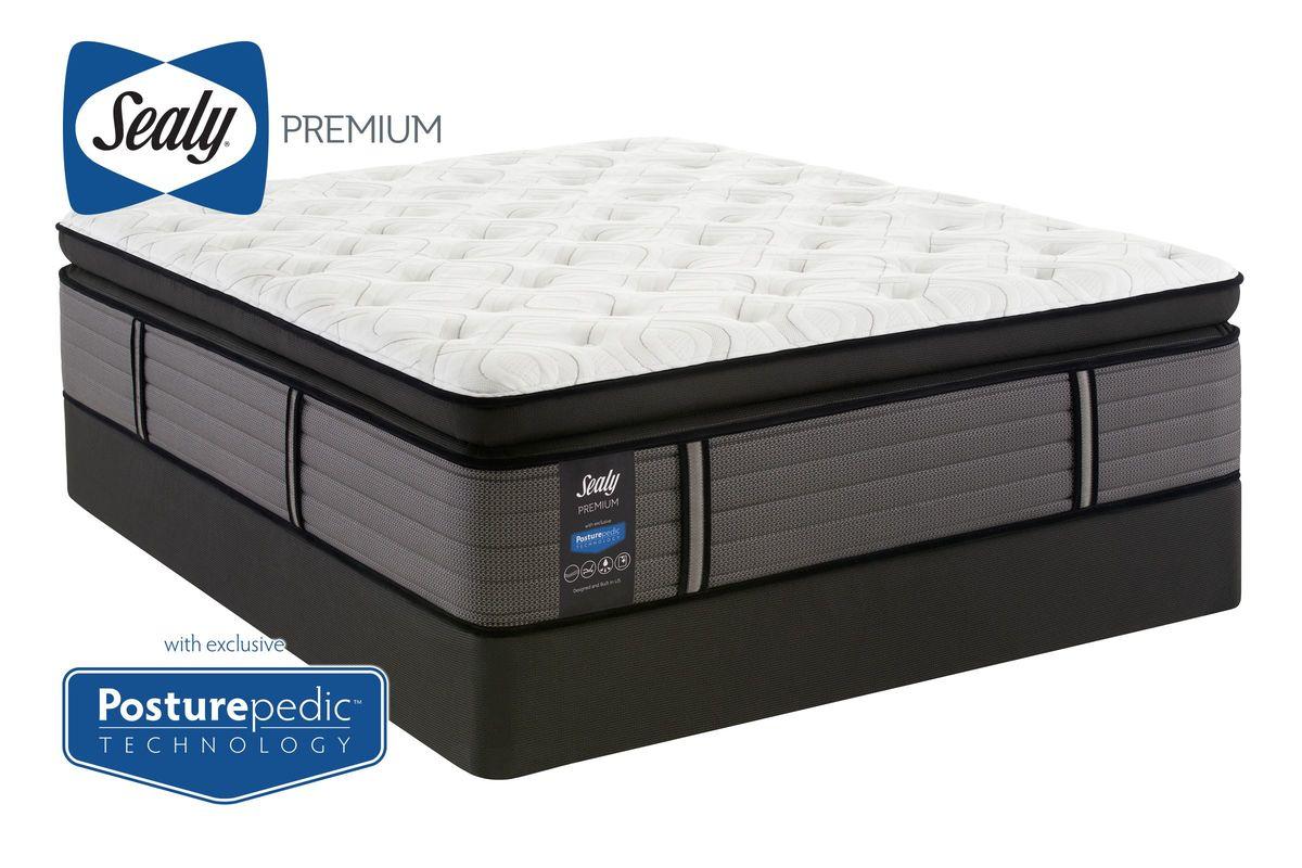Sealy Response Premium Onassis Cushion Firm Pillowtop Queen Mattress