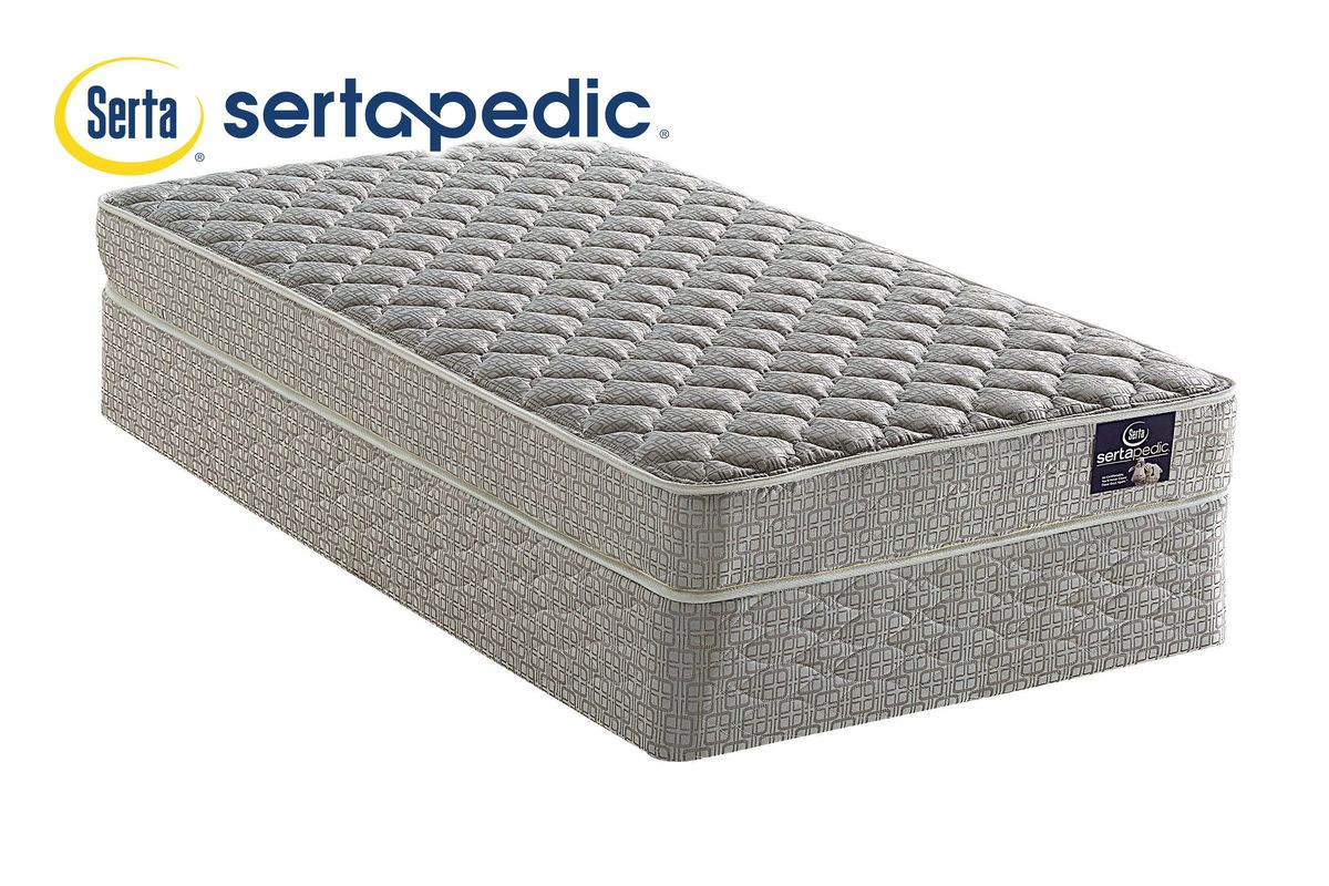 Serta Sertapedic Big Rapids Twin Mattress At Gardner White