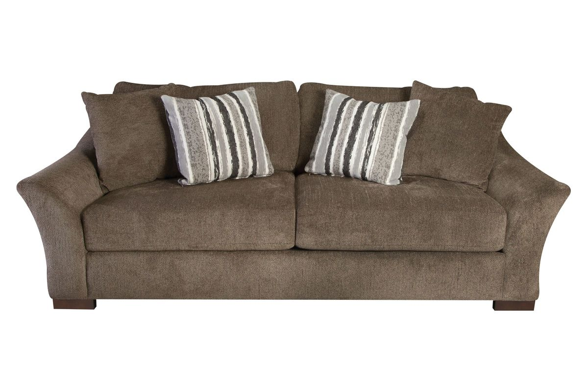 Good Hannah Microfiber Sofa From Gardner White Furniture