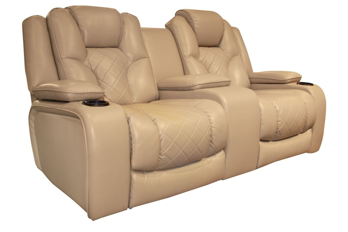 turismo power reclining loveseat with console from furniture
