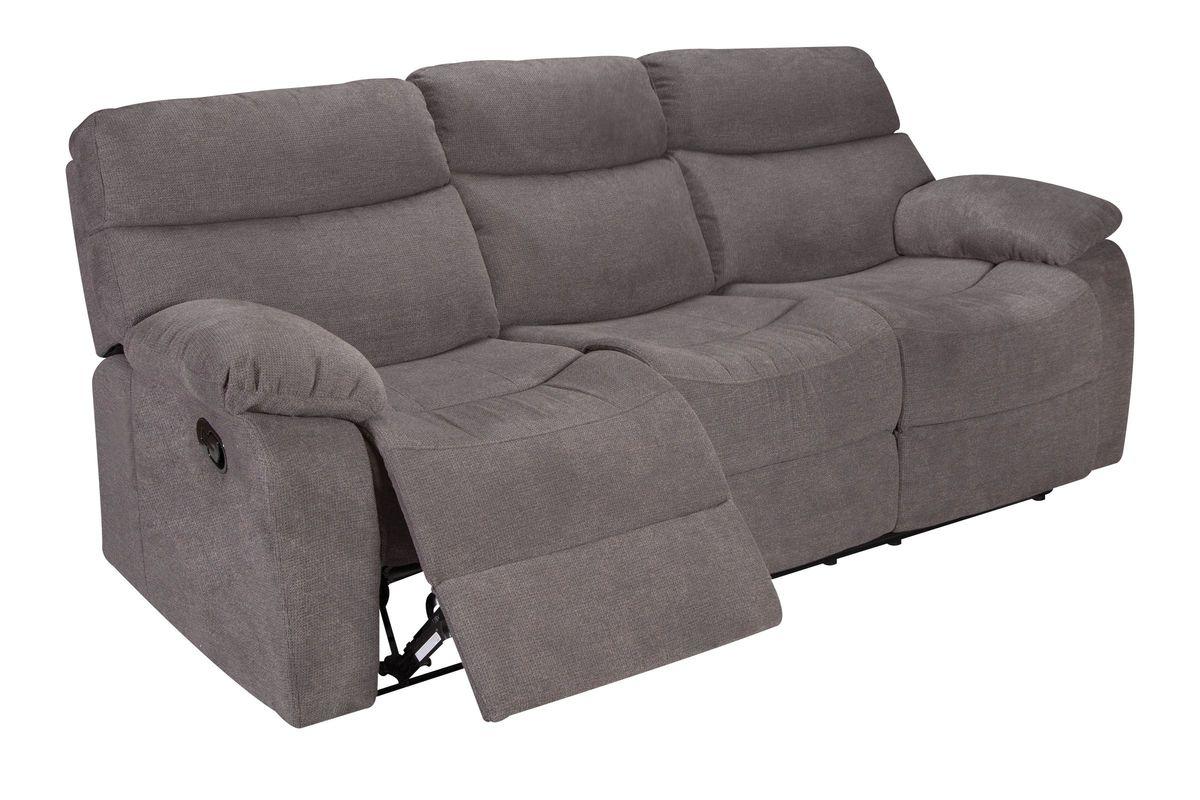 Sale $1169. Dual Reclining Sofa