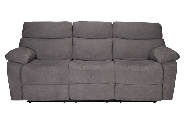 Featured Steal Harlow Reclining Sofa Save $300 Now $499.95