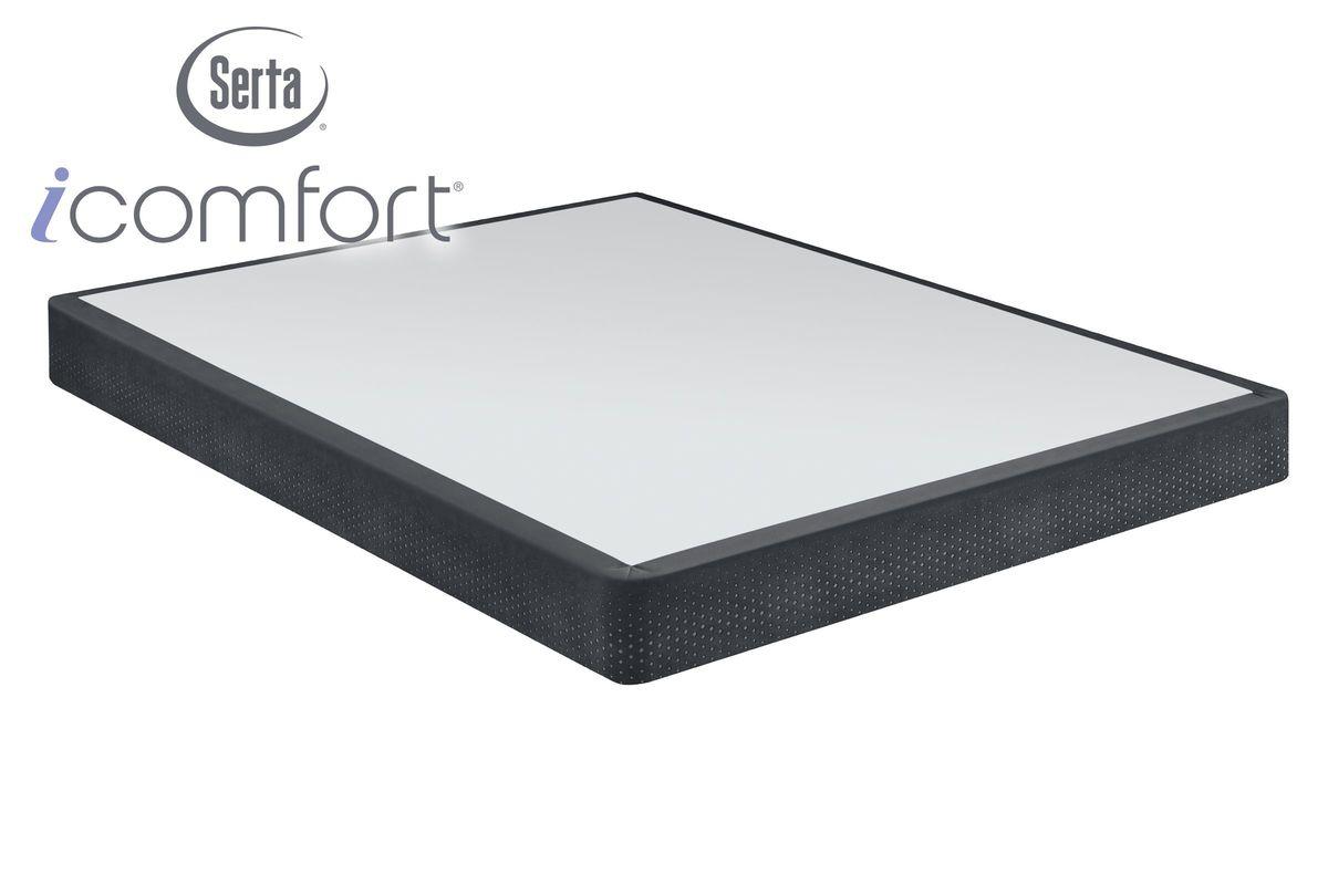 Serta® iComfort® Low Profile Split Queen Foundation from Gardner-White Furniture