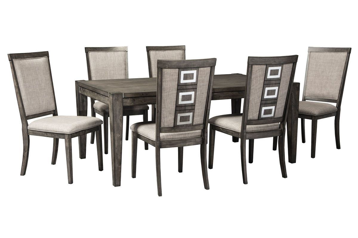 Chadoni Table   4 Chairs from Gardner White Furniture. Chadoni Table   4 Chairs