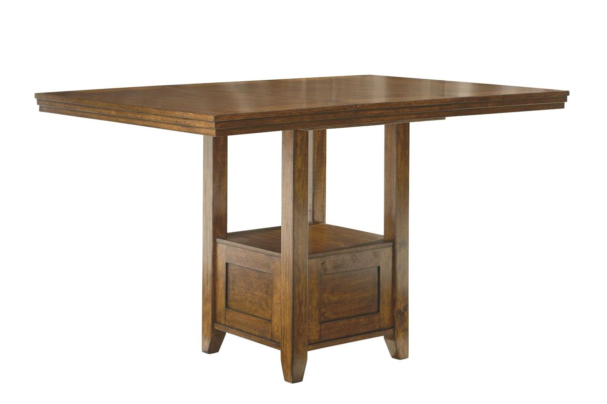 Ralene Rectangular Counter Height Dining Table By Ashley