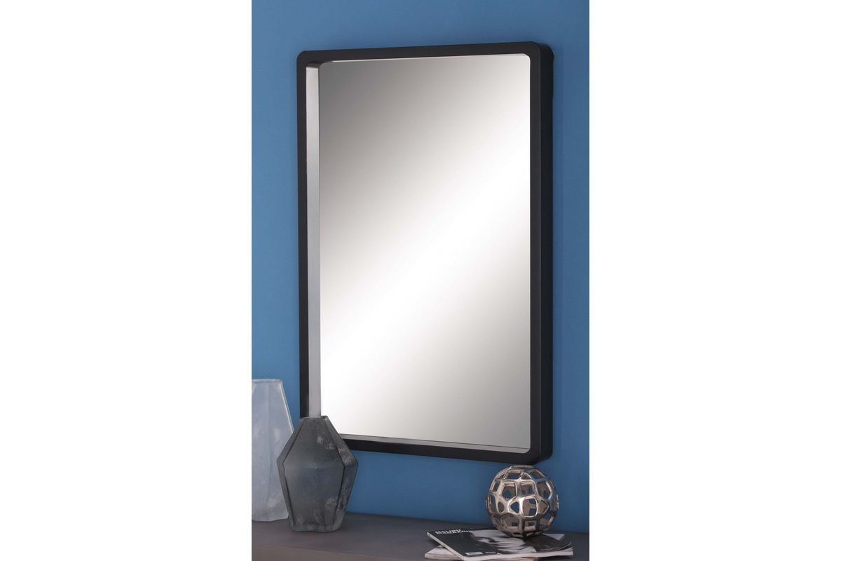 Modern Reflections 36 Quot Rounded Rectangular Wall Mirror In
