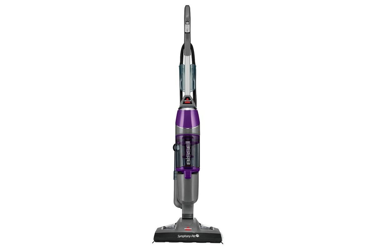 Bissell Symphony Pet All In One Vacuum And Steam Mop In
