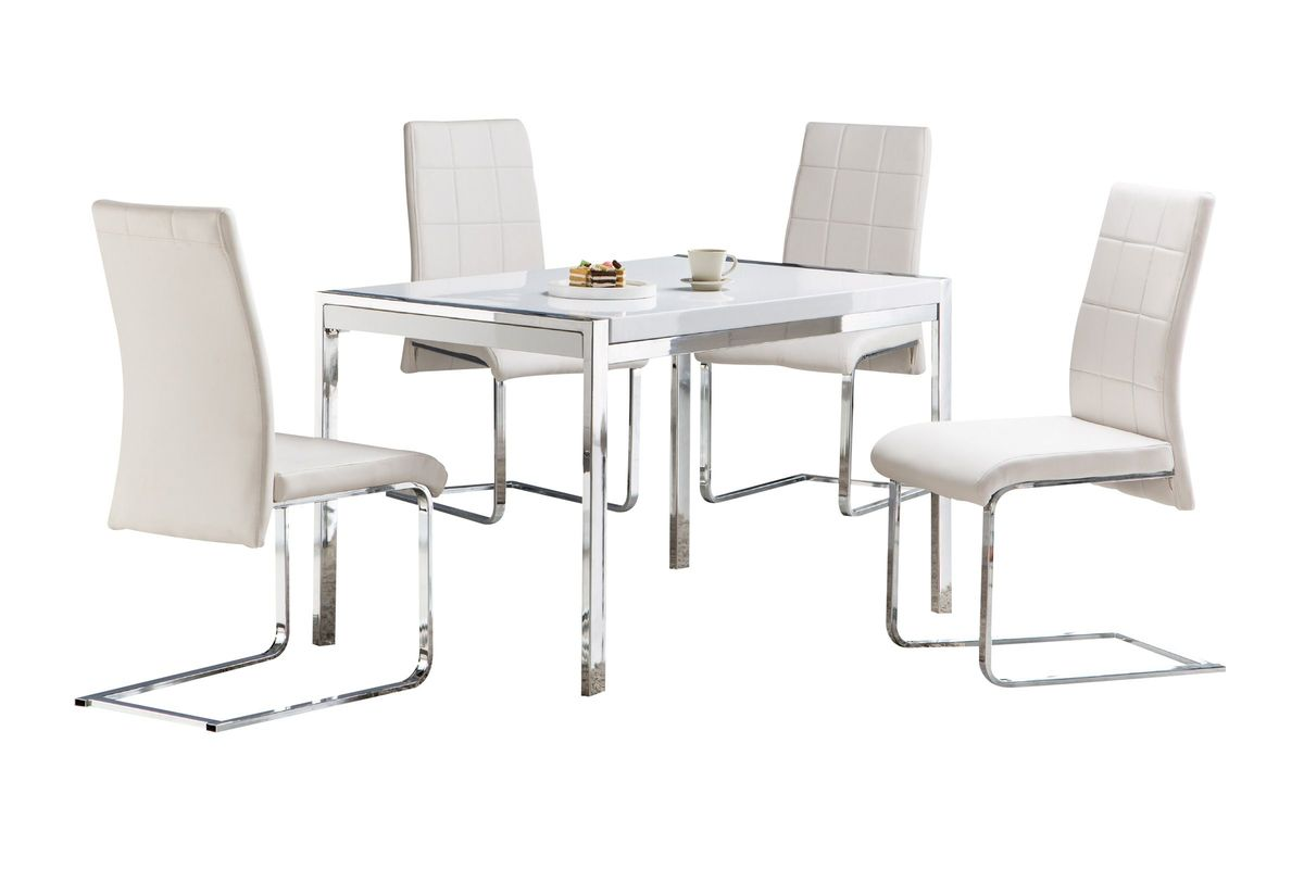100 Side Chairs For Dining Room Gioia Dining Table And Orlo Side Chair 3d Model Cgtrader