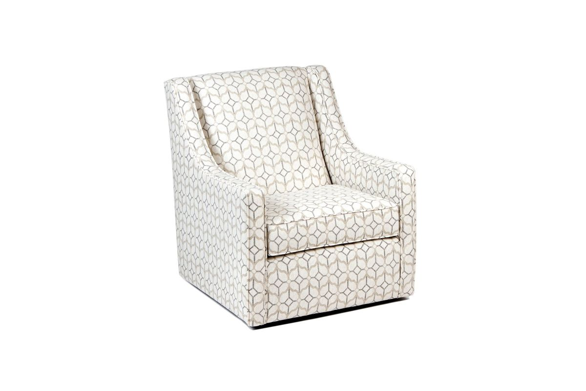 Rockaway Swivel Chair from Gardner-White Furniture