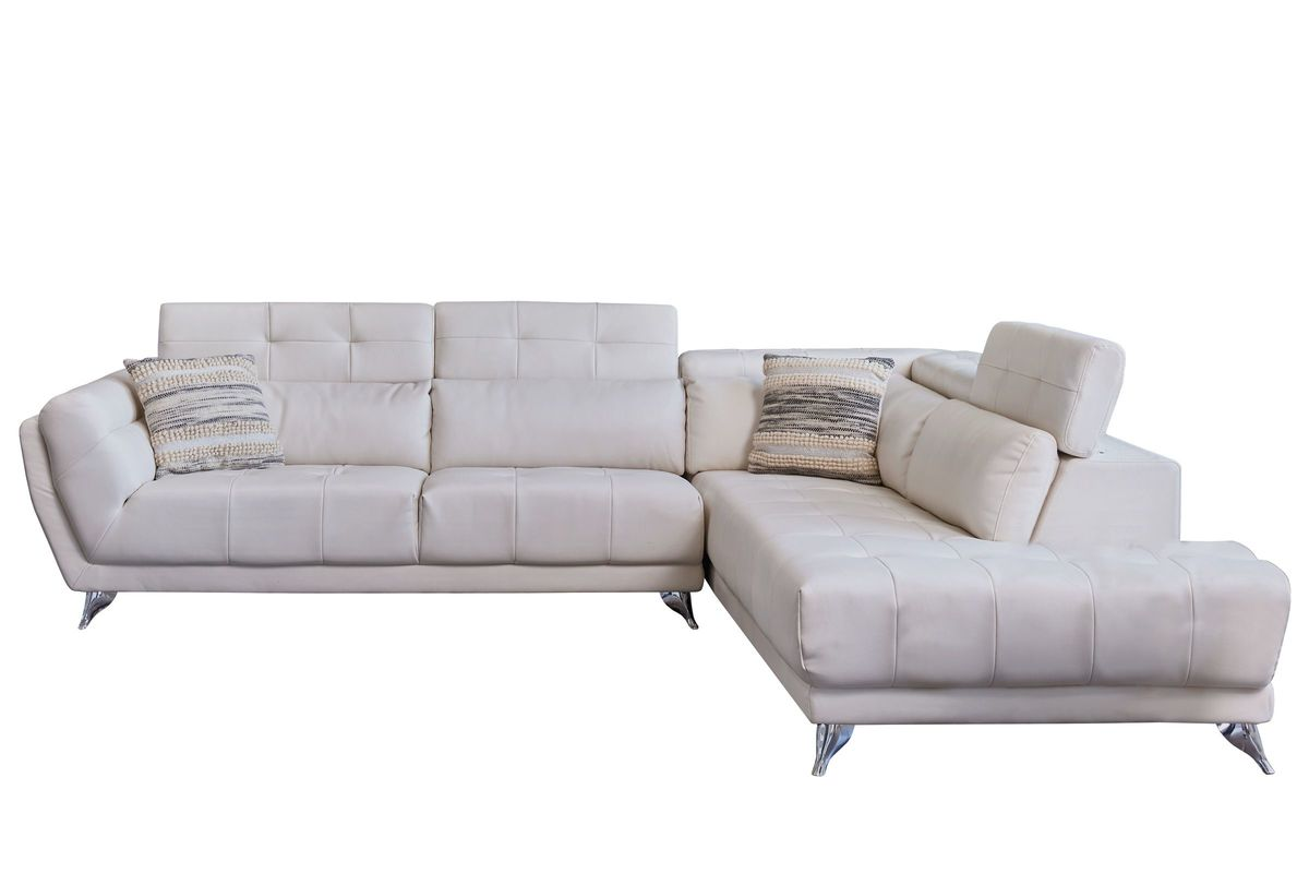 desmond 2piece sectional from furniture - 2 Piece Sectional