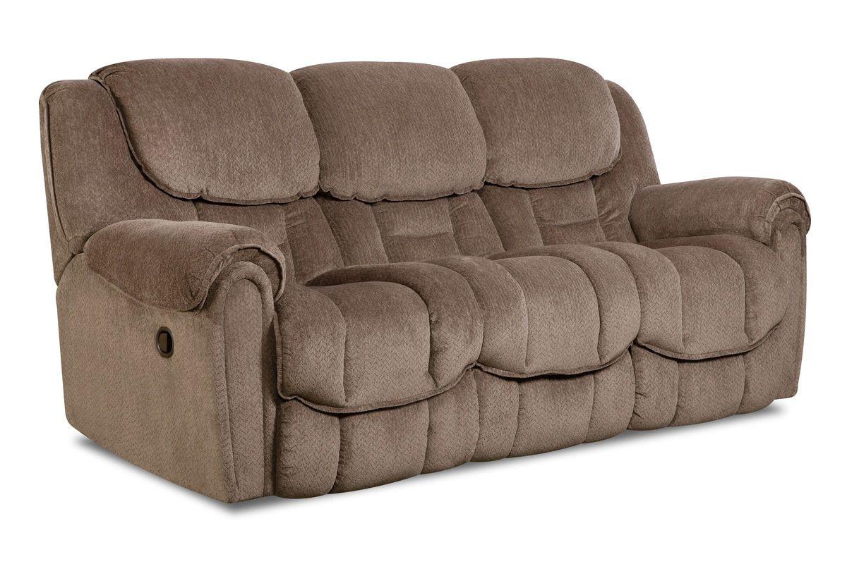 Emery Manual Reclining Sofa At Gardner White