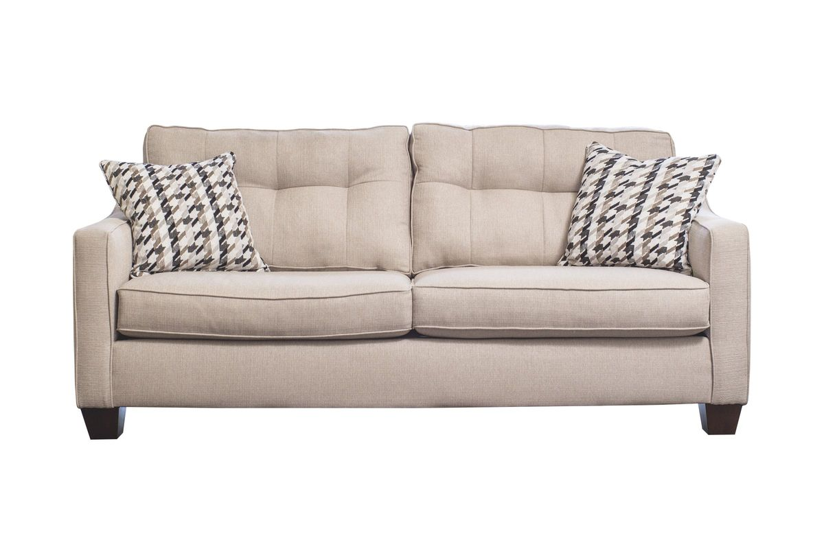 England Sofa Abbie Left Chaise Sectional Sofa With Large