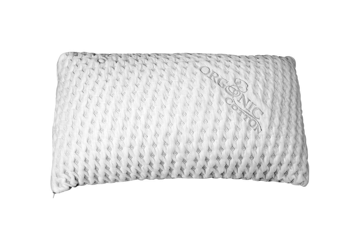 Brooklyn Bedding Shredded Premium Foam King Pillow from Gardner-White Furniture