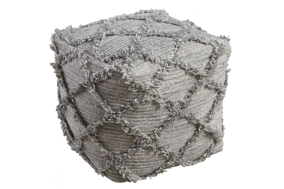 Adelphie Pouf by Ashley from Gardner-White Furniture