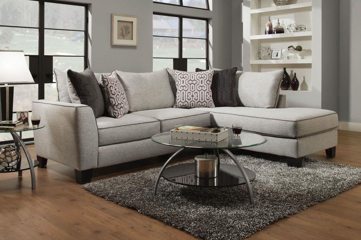 Mica sectional at gardner white - Gardner white furniture living room ...
