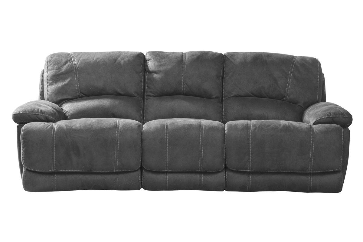 Victor Microfiber Reclining Sofa At Gardner White