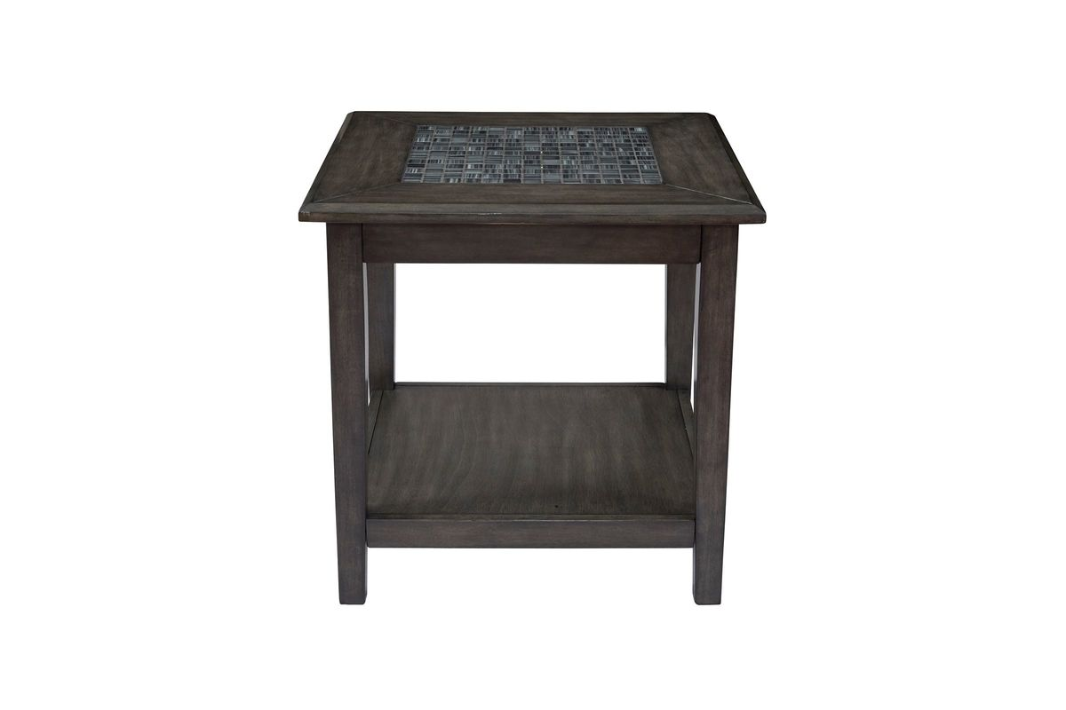 Merveilleux Grey Mosaic End Table From Gardner White Furniture