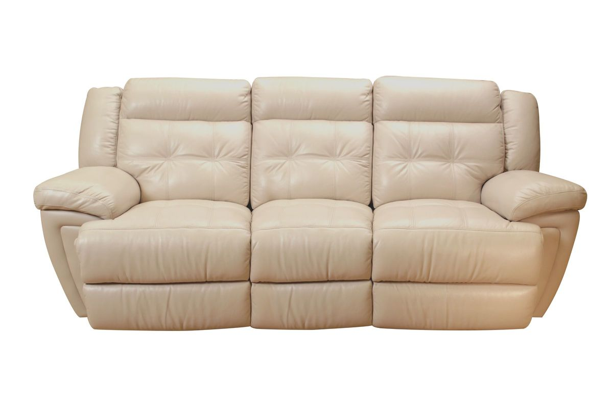 Calahan Leather Reclining Sofa From Gardner White Furniture