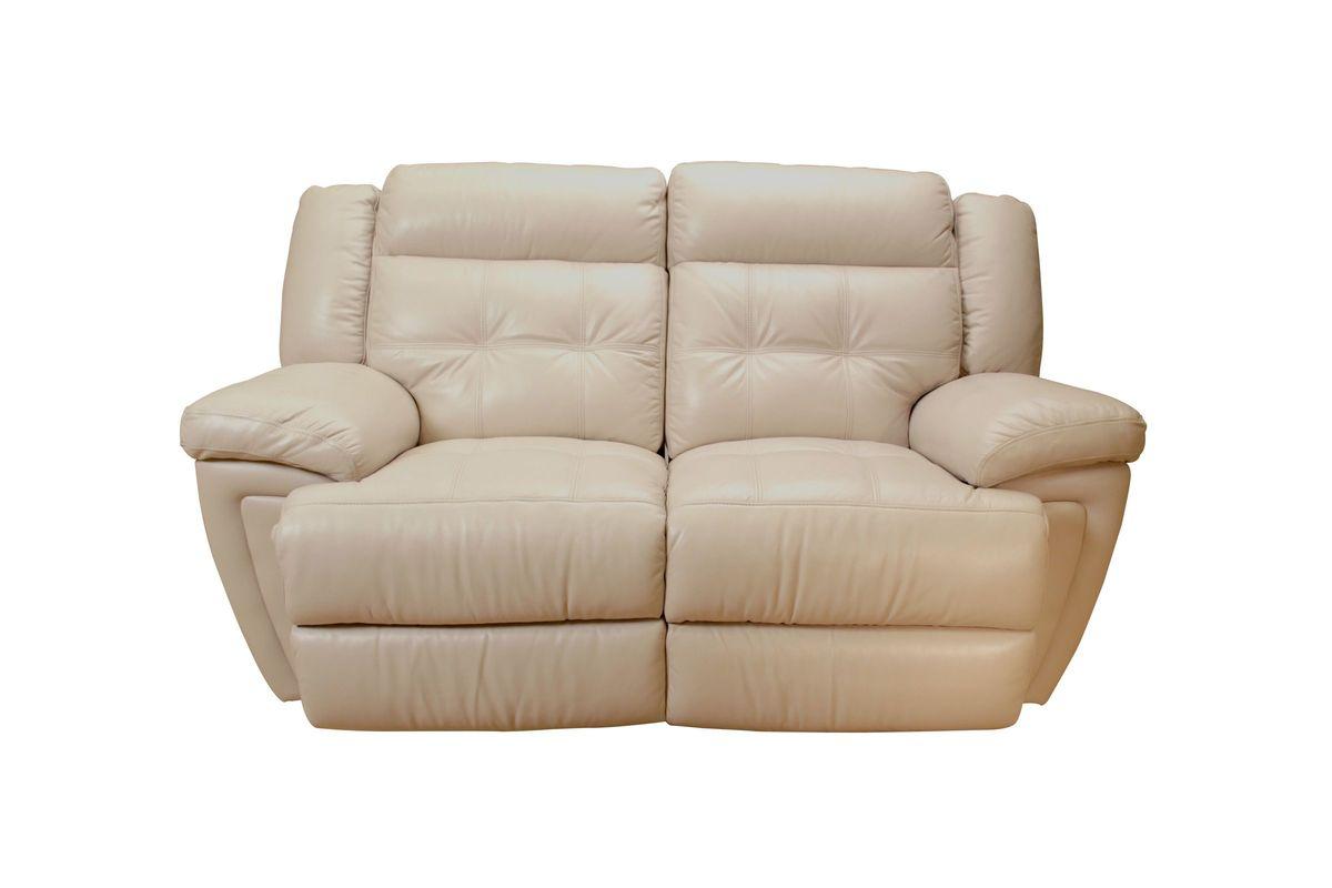 Peachy Calahan Leather Reclining Loveseat Machost Co Dining Chair Design Ideas Machostcouk