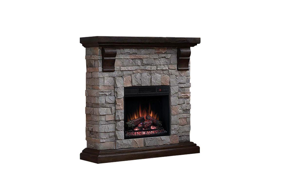 Pioneer Fireplace from Gardner-White Furniture