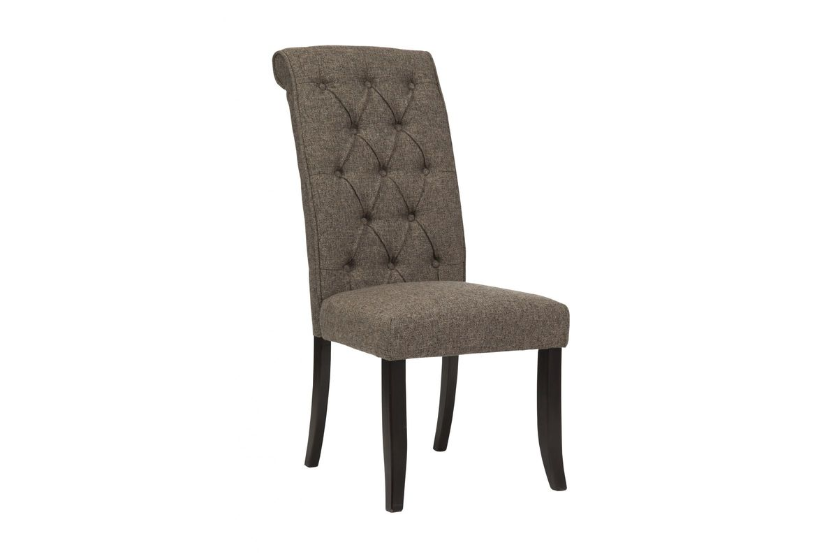 Tripton Dining Upholstered Side Chair Set of 2 by Ashley