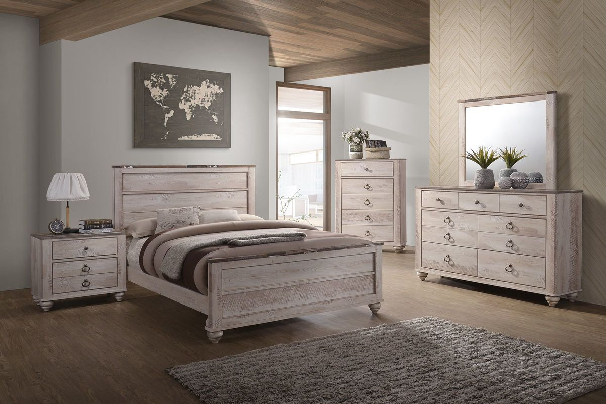 luxor 5 piece queen bedroom set at gardner white