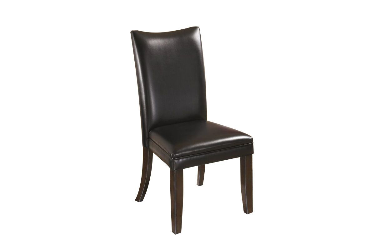 Charrell Dining Side Chairs In Black Set Of 2 By Ashley