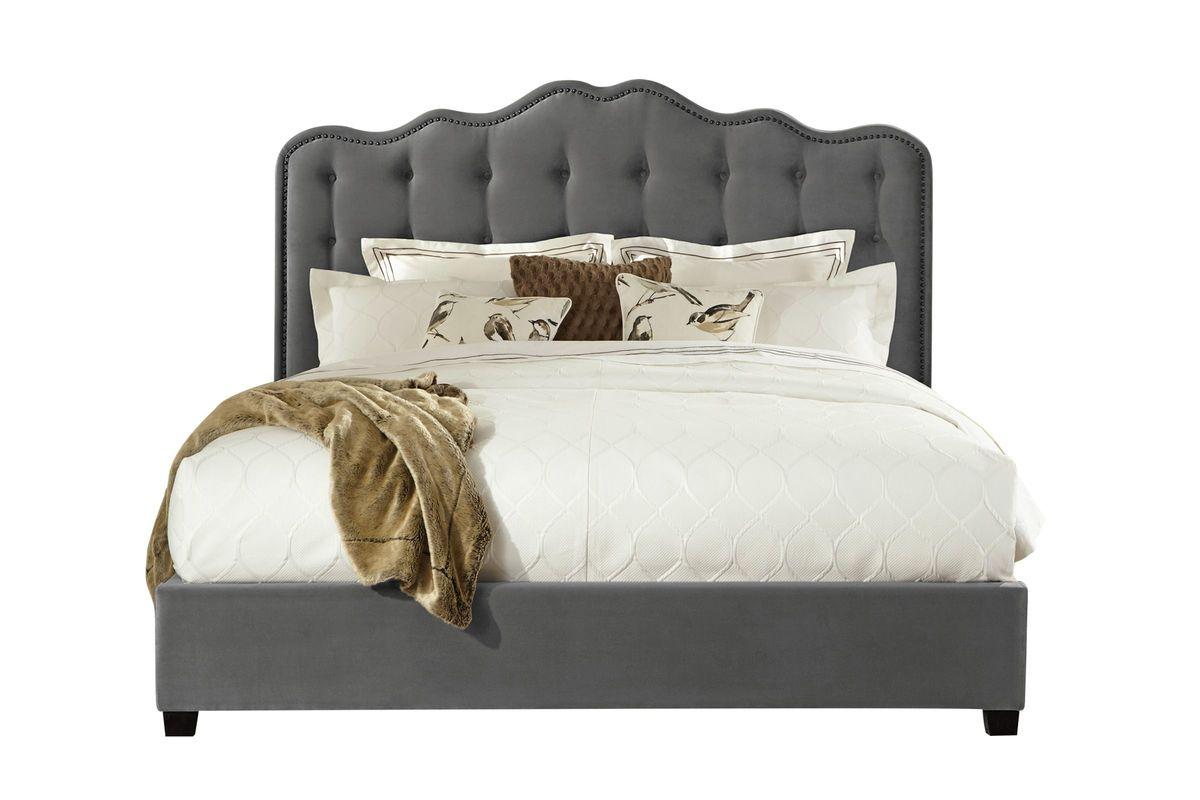Merlin King Storage Bed at Gardner-White
