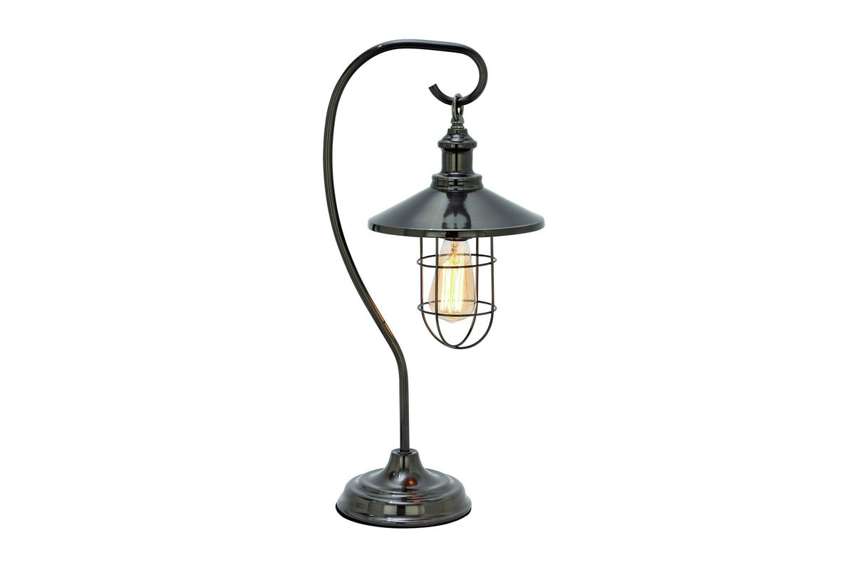 Rustic Reflections Hanging Table Lamp From Gardner White Furniture