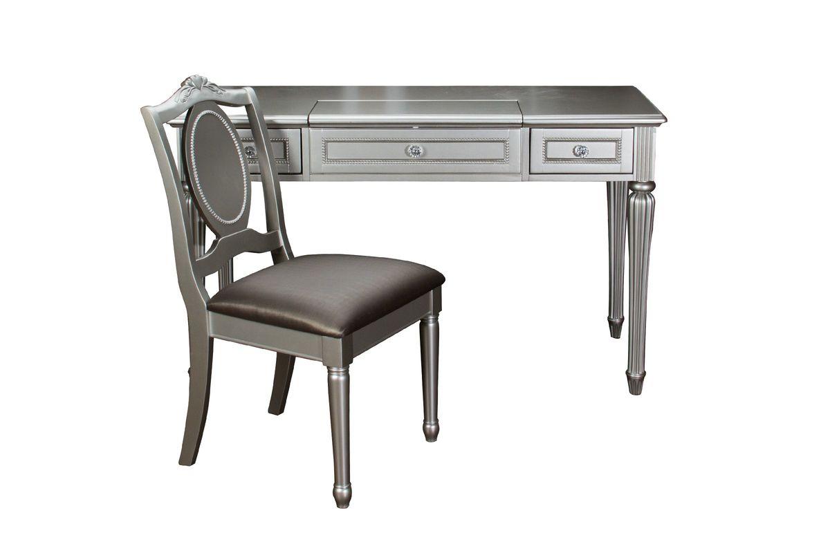Chantilly Desk + Chair from Gardner-White Furniture