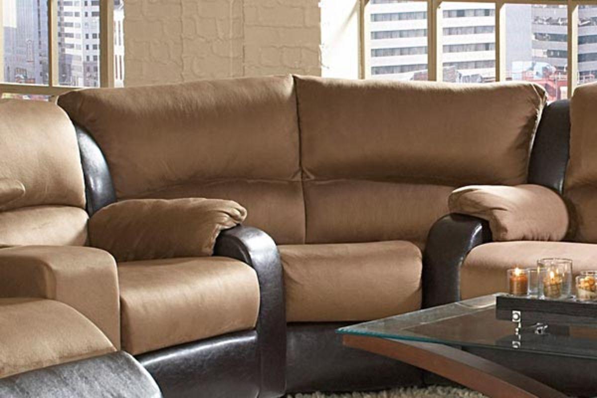 Sectional Reclining Sofa Loveseat Amp Wedge At Gardner White