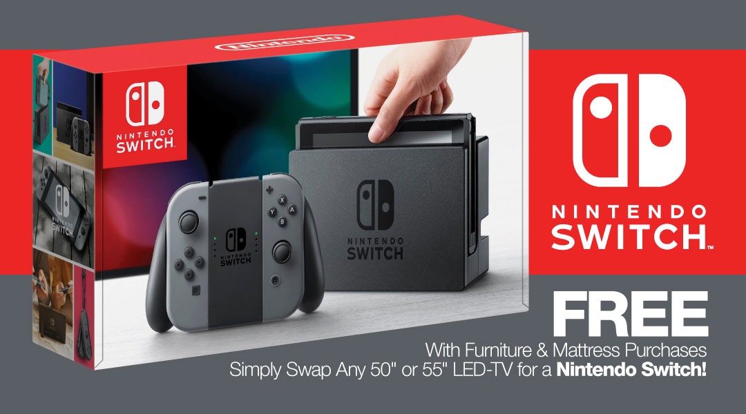Get a Nintendo Switch