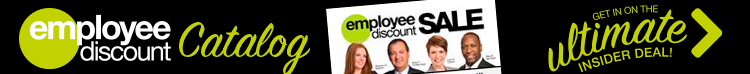 Employee Discount Catalog