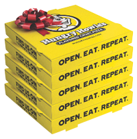 """Hungry Howie's is the home of the """"Original Flavored Crust Pizza,"""" and Hungry Howie's promo codes are the way to save on your favorite flavors."""